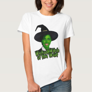 Pelosi: Wicked Witch of the West T Shirts