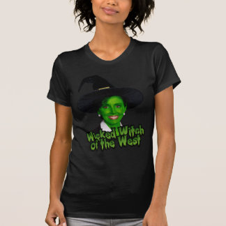 Pelosi: Wicked Witch of the West Tee Shirt