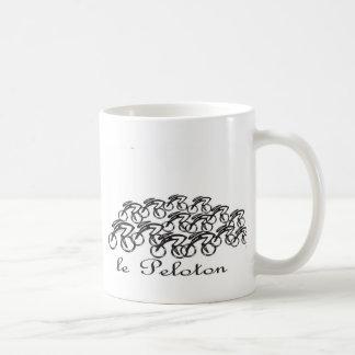 Peloton Basic White Mug