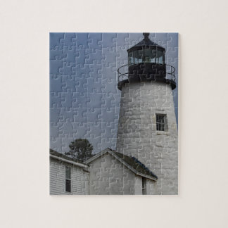 Pemaquid Lighthouse Jigsaw Puzzle