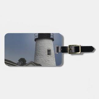 Pemaquid Lighthouse Luggage Tag