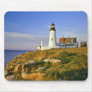 Pemaquid Point Lighthouse Mouse Pad
