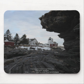 Pemaquid Point Lighthouse Mousepad