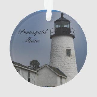 Pemaquid Point Ornament