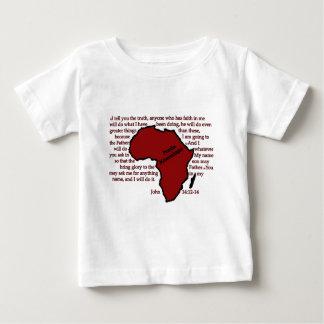 Pemba, Mozambique Scripture Baby T-Shirt