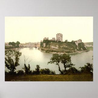 Pembroke Castle, Pembrokeshire, Wales Poster