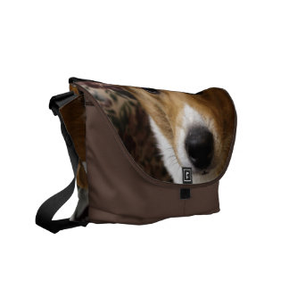 Pembroke Corgi Messenger Bag