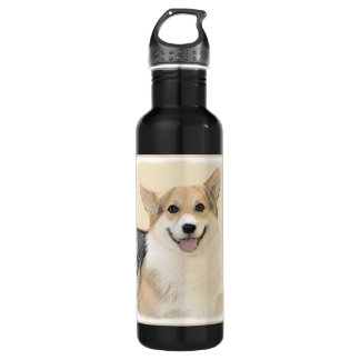 Pembroke Welsh Corgi 710 Ml Water Bottle