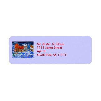 Pembroke Welsh Corgi Address Labels