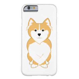 Pembroke Welsh Corgi Barely There iPhone 6 Case