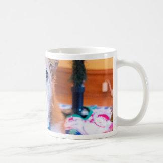 Pembroke Welsh Corgi Christmas Coffee Mug