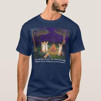 Pembroke Welsh Corgi, Corgi Ghost Stories T-Shirt
