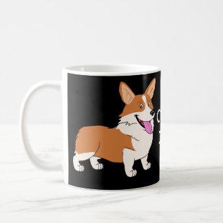 Pembroke Welsh Corgi Dad Coffee Mug