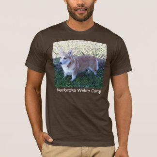 Pembroke Welsh Corgi - Dark T-Shirt