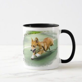 Pembroke Welsh Corgi Gotta Runz Mug