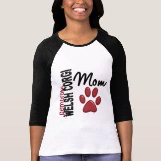 Pembroke Welsh Corgi Mom 2 T-Shirt