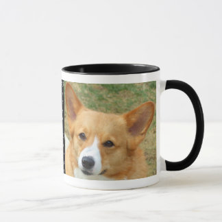 Pembroke Welsh Corgi Photo Mug