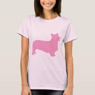 Pembroke Welsh Corgi (pink) T-Shirt