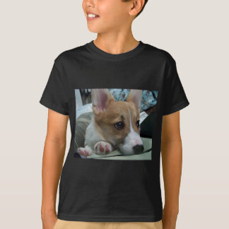 pembroke welsh corgi puppy 2 T-Shirt