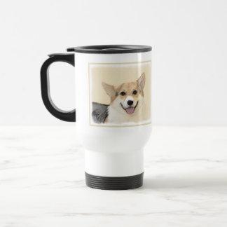 Pembroke Welsh Corgi Travel Mug