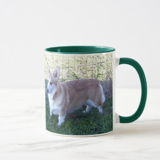 Pembroke Welsh Corgi (Version 1) Mug