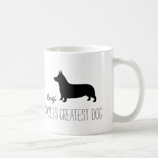 Pembroke Welsh Corgi - World's Greatest Dog Coffee Mug