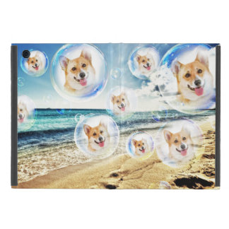 Pembroke Welsh Corgis at the Beach iPad Mini Cover