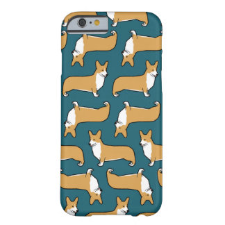 Pembroke Welsh Corgis Pattern Barely There iPhone 6 Case
