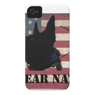 PEN Flag iPhone 4 Case
