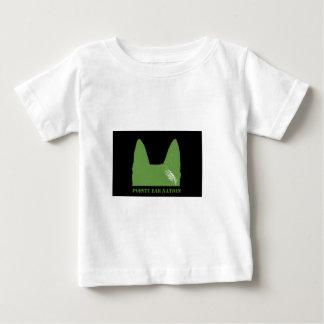 PEN Green on black Baby T-Shirt