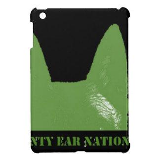 PEN Green on black iPad Mini Covers