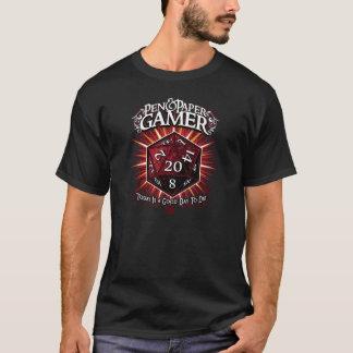 Pen & Paper Gamer T-Shirt