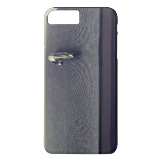 Pen rests on journal iPhone 7 plus case