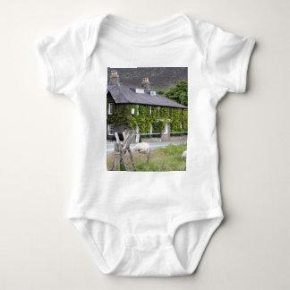 Pen-Y-Gwryd Hotel, Wales, United Kingdom Baby Bodysuit