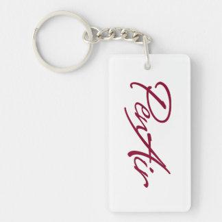 PenAir logo keychain