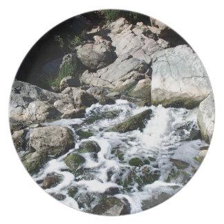 Penasquitos Waterfall Plate