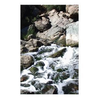 Penasquitos Waterfall Stationery
