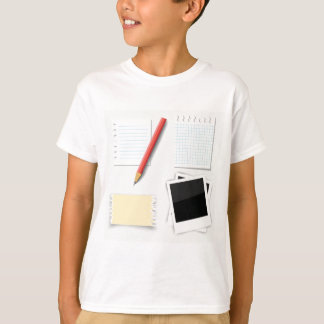 pencil and paper T-Shirt