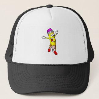 Pencil ✏ cartoon hat, for sale ! trucker hat