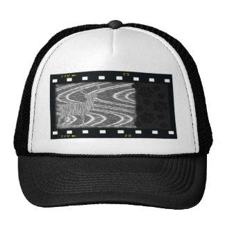 Pencil deer parched brooks film frame mesh hat