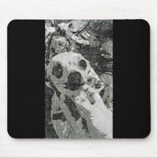 Pencil Dog Mouse Pad