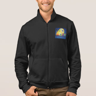 Pencils And Paintbrush Mens Jacket