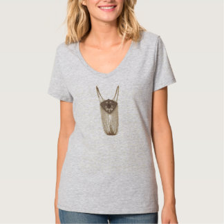 Pendant Chain Copper T-Shirt