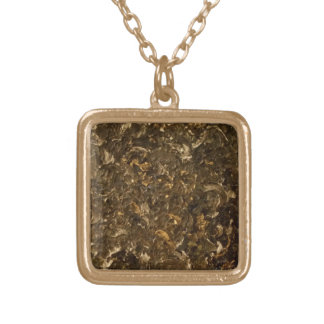 Pendent Gold Plated Necklace