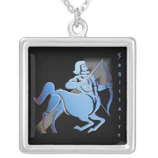 Pendentif signe du zodiac Sagittaire Necklaces