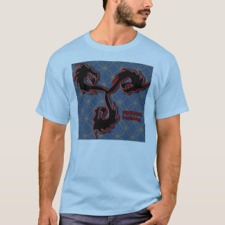 Pendraig T With Background T-Shirt