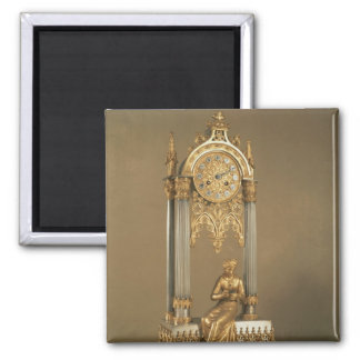 Pendule de Paris, c.1830 Square Magnet