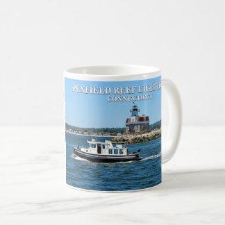 Penfield Reef Lighthouse, Connecticut Mug