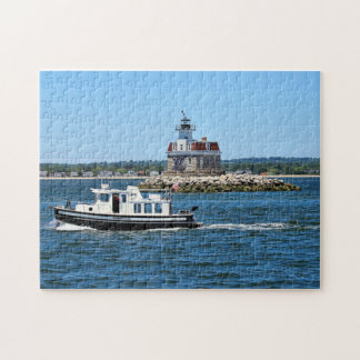 Penfield Reef Lighthouse, Connecticut Puzzle