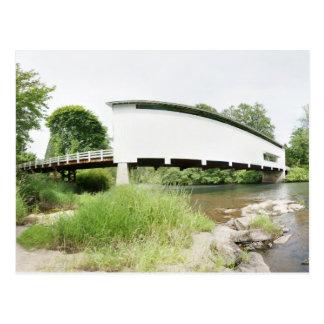 Pengra Covered Bridge Postcard